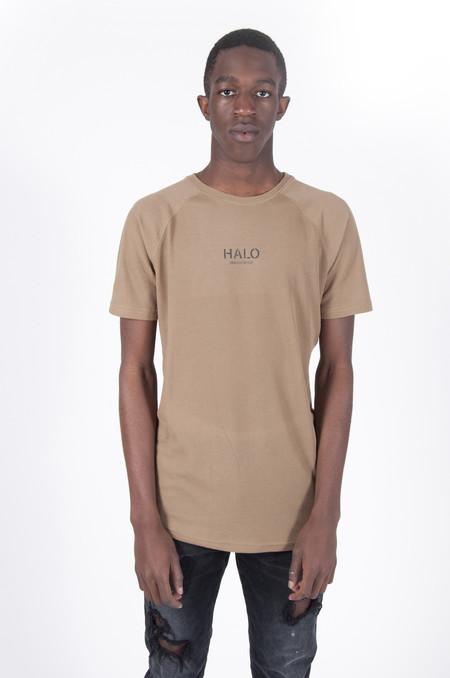 HALO Military Tee Desert Camel