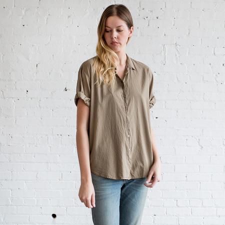 Xirena Channing Shirt Moss