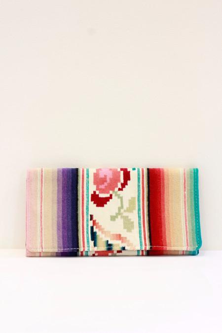 Totem Salvaged Serape wallet