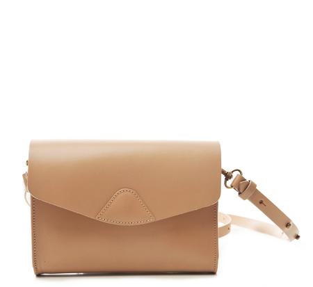 VereVerto Taupe Mini Mox Bag