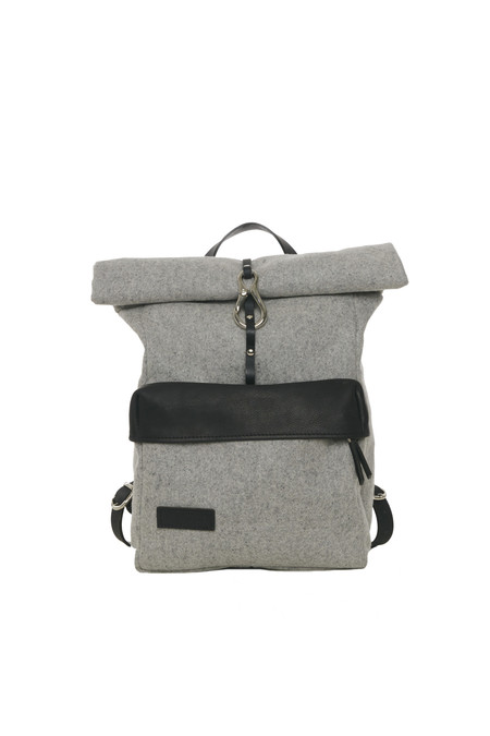Lowell DICKSON LAINE GRISE - GREY WOOL