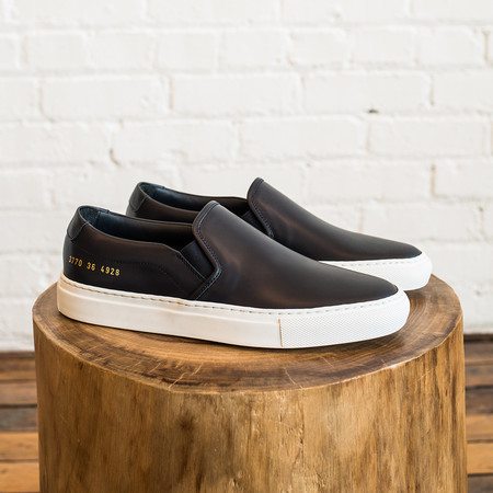 Woman by Common Projects Common Projects Slip on in Leather