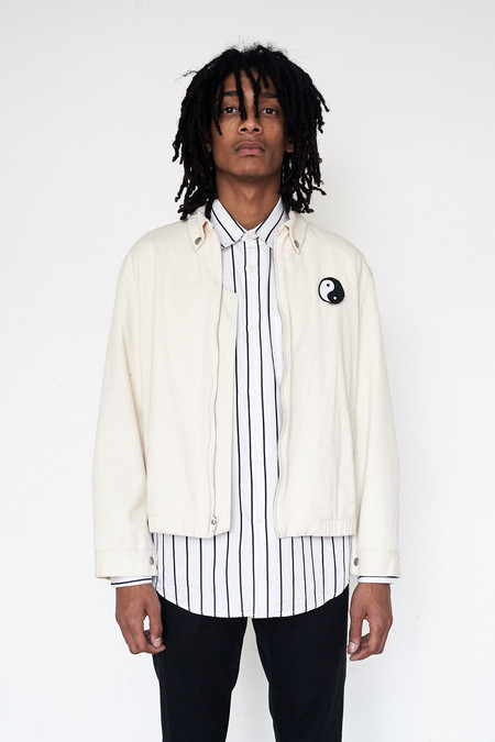 Assembly New York Cotton Twill Zip Jacket