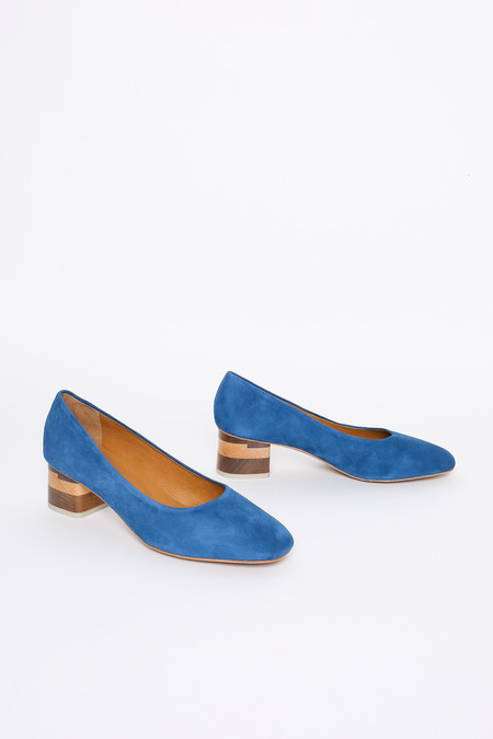 Coclico Epic pump in blue