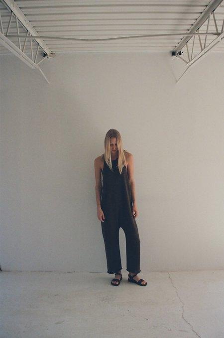Han Starnes Knit Jumpsuit - Sand
