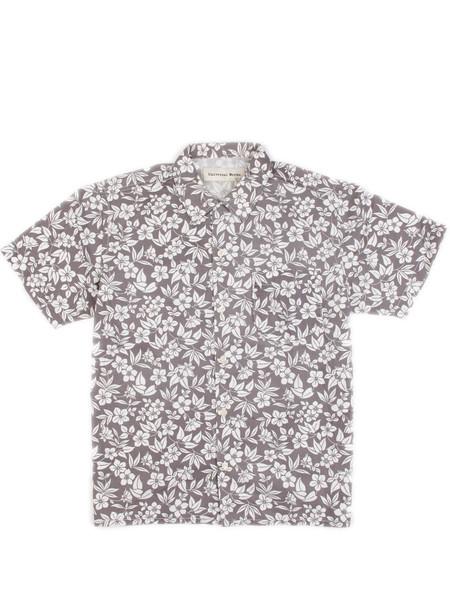 Universal Works - Road Shirt Hawaiian Poplin