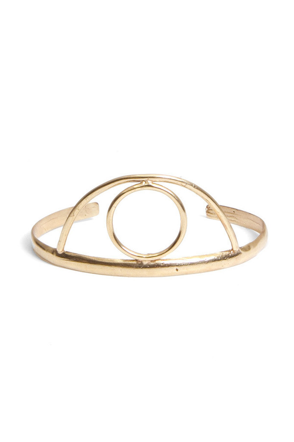 Dea Dia Third Eye Cuff