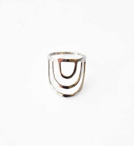 Tiro Tiro Silver Porta Ring
