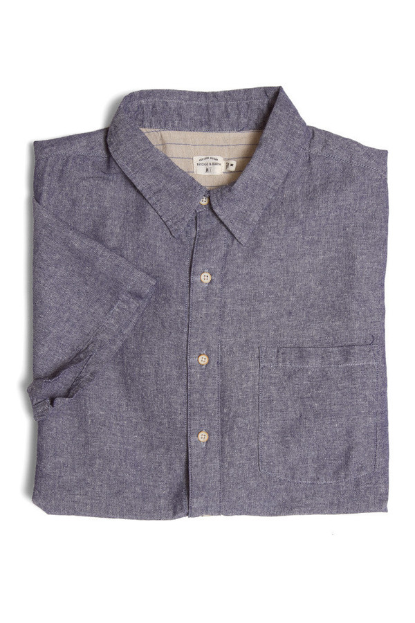 Men's Bridge & Burn Harbor Chambray