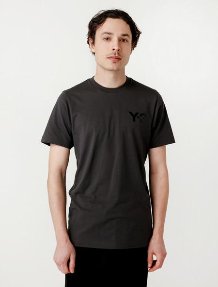 Y-3 Classic Logo T-Shirt Faded Black