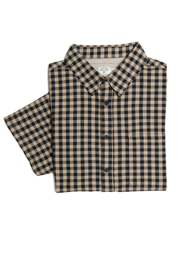 Men's Bridge & Burn Harbor Gingham