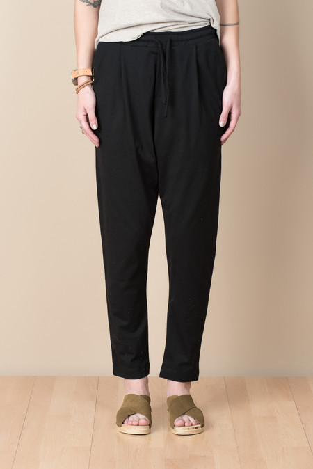 Kowtow Building Block Lounge Pant In Black