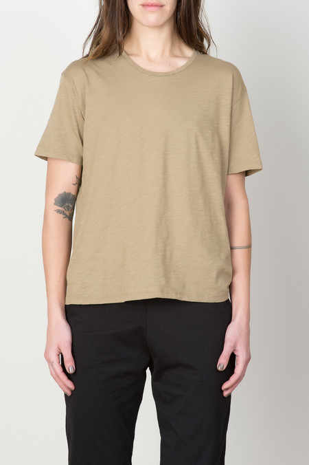 Hope S/S Say Thin Tee In Beige