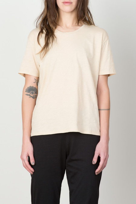 Hope S/S Say Thin Tee In Dusty Pink