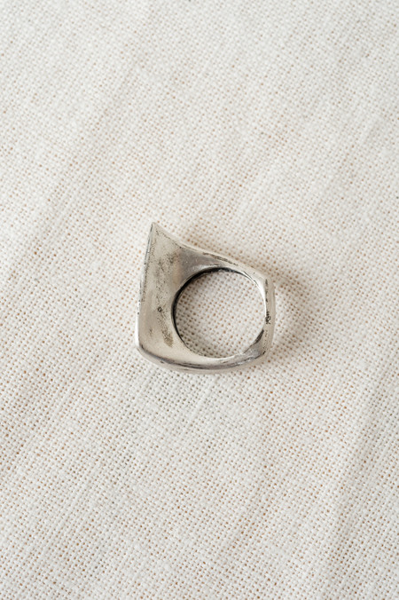 Simon Miller Wave Ring In Silver