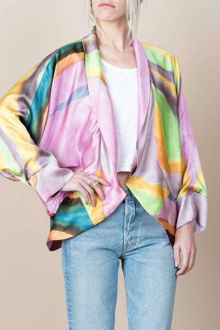 Rachel Comey Weir Jacket In Multi