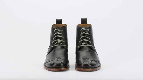 J Shoes Mason Wingtip Boots