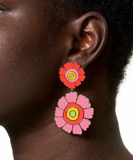 Georgia Perry Flower Power Earrings