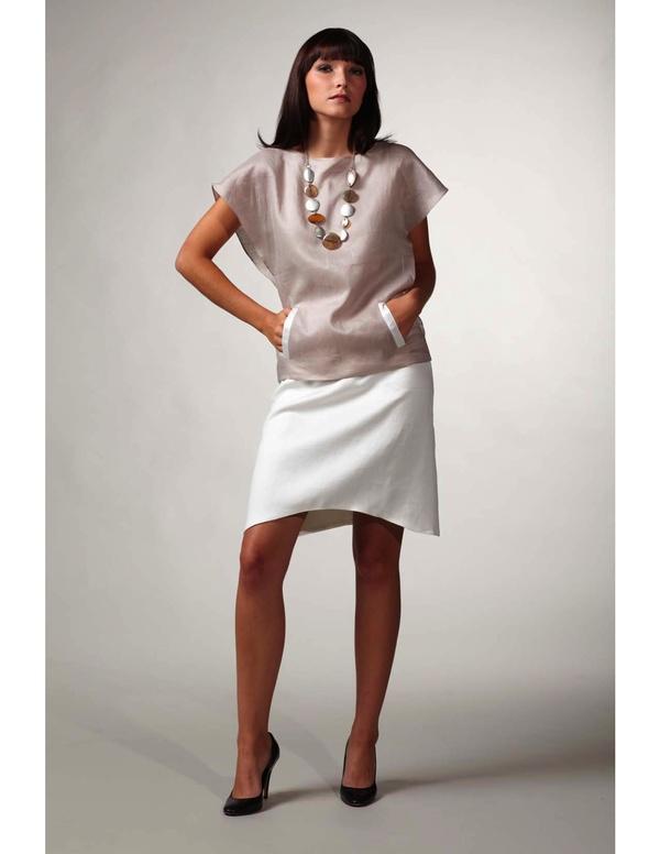 Lara Presber Pocket Skirt
