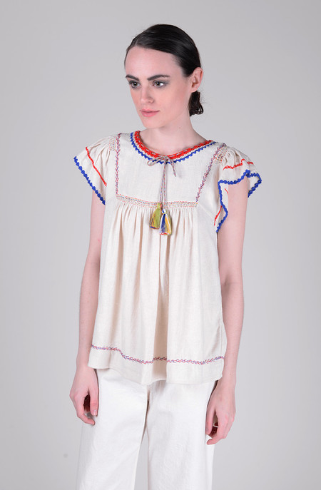 Ulla Johnson Katya Blouse