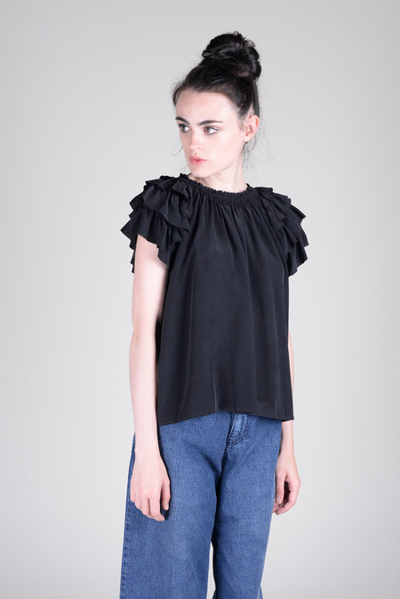 Ulla Johnson Leoda Blouse