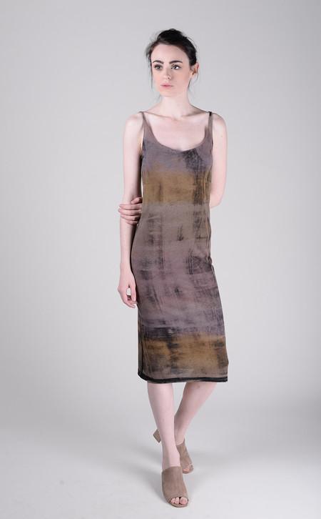 Raquel Allegra Signature Jersey Layering Tank Dress