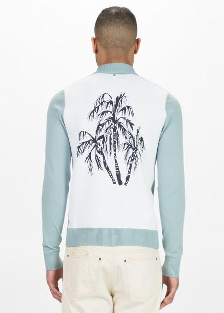 OAMC Palm Long Sleeve Polo