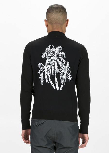 OAMC Palm Long Sleeve Polo