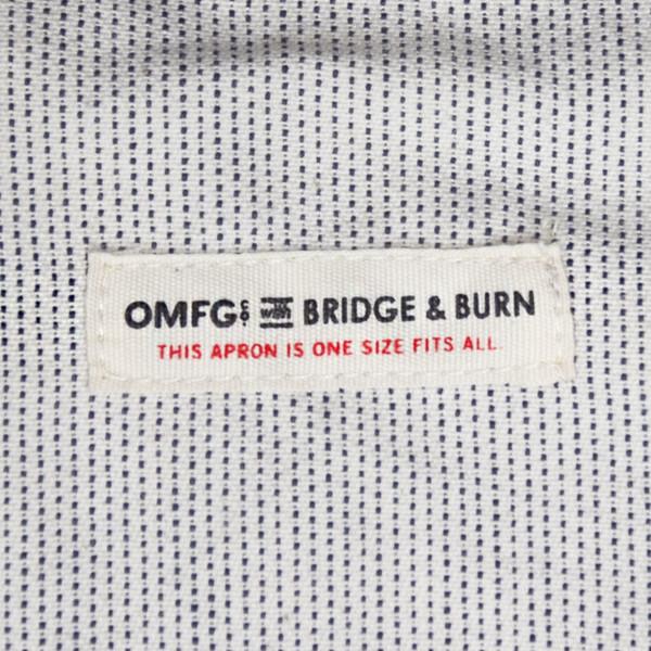 Bridge & Burn OMFGCO Apron