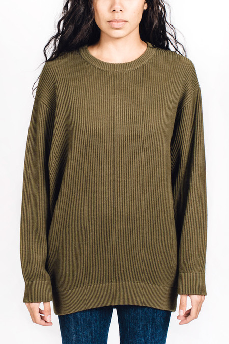 Earnest Sewn Stannope Oversize Sweater