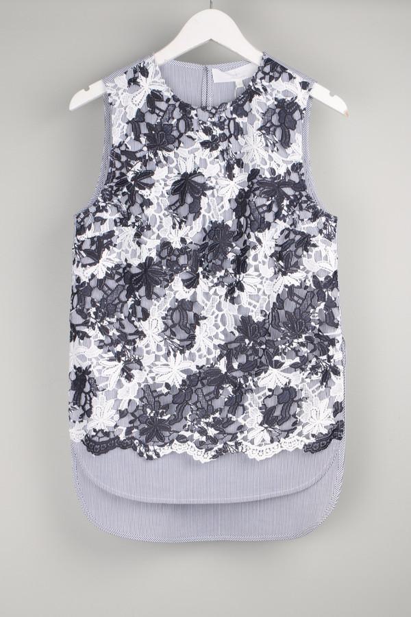 Thakoon Addition Lace Tank