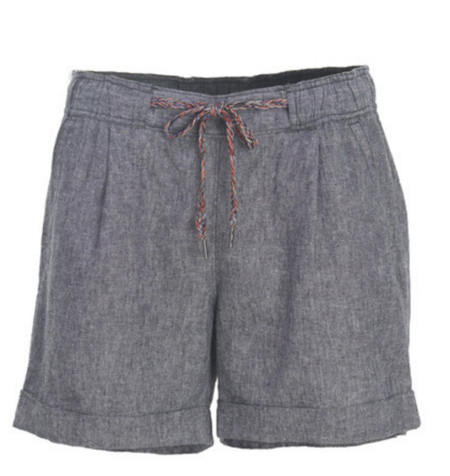 Woolrich Outside Air Linen Shorts