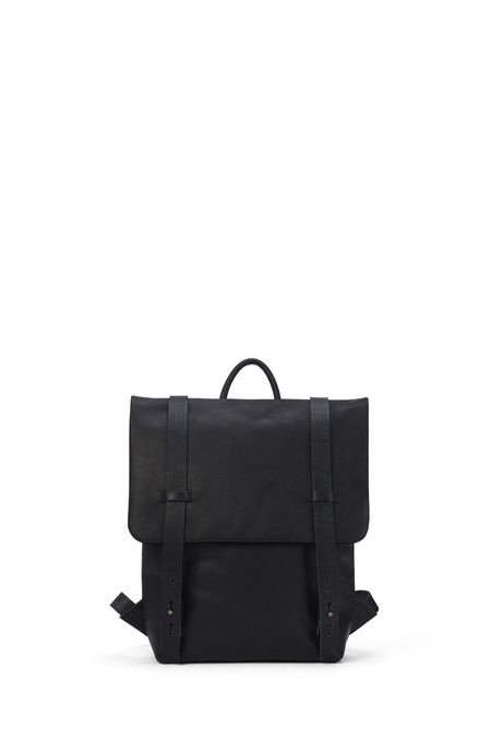 Lowell FAIRMOUNT BLACK NAPPA LEATHER