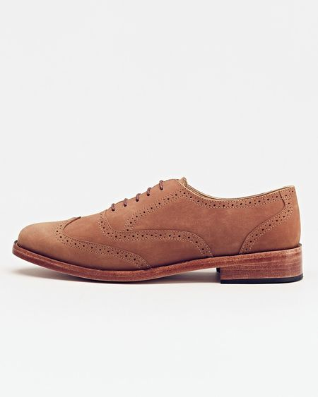 Nisolo Taylor Wingtip Walnut 5 for 5