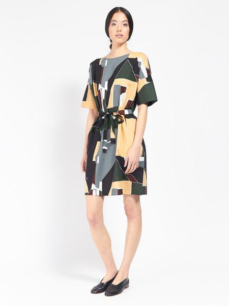 Kowtow Script Dress