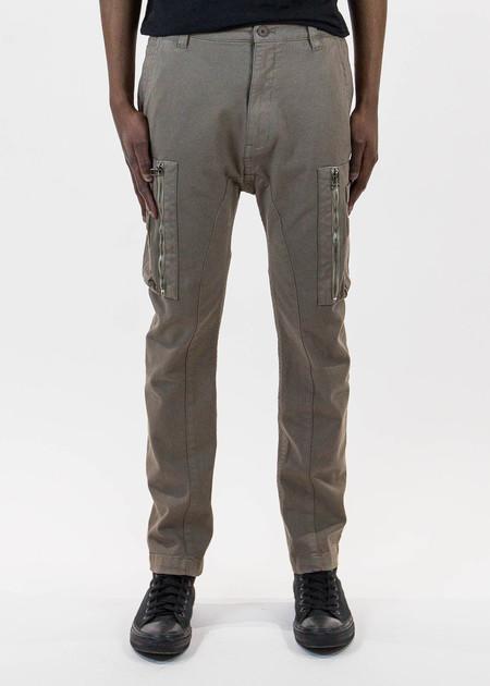 Helmut Lang Khaki Utility Cargo Pants