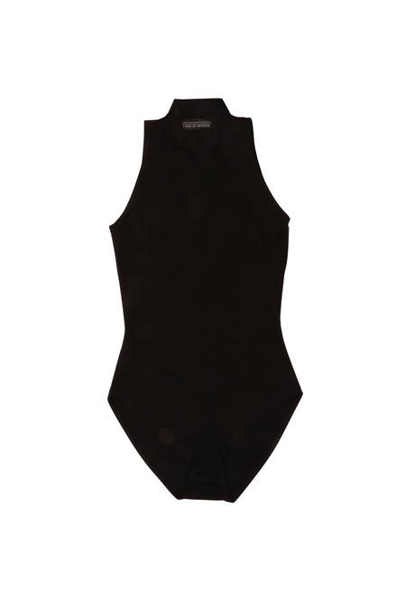 Land of Women Knit Mockneck Bodysuit