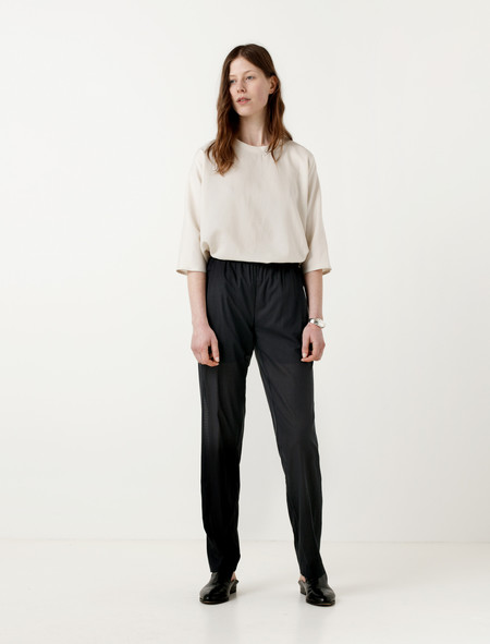 Stephan Schneider Trousers Melo Sheer Night