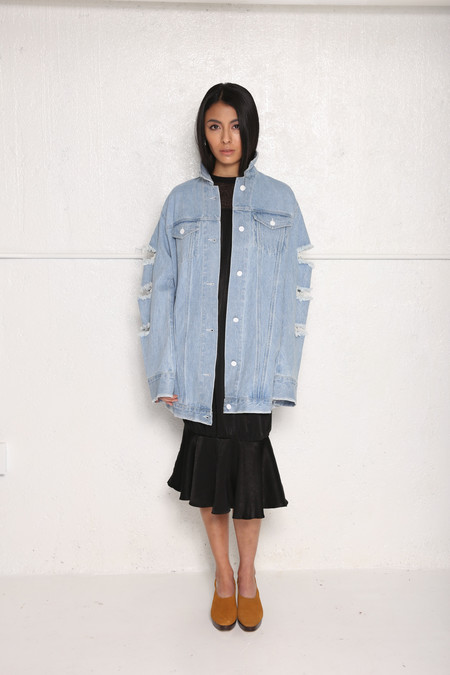 Intentionally Blank HARPINGTON Denim Jacket