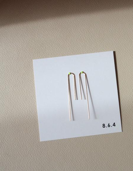 8.6.4 Long Arc Earrings