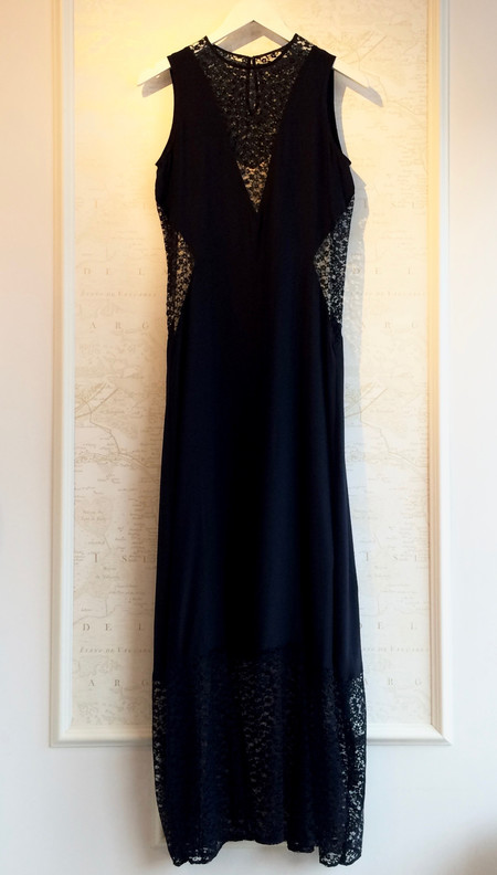 Jenni Kayne Lace Mix Dress