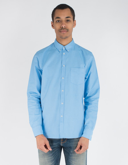 Filippa K Paul Oxford Shirt Frost White