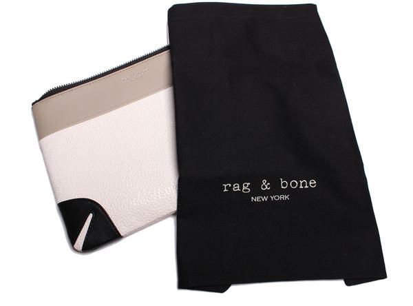 Rag & Bone Flat Zip Pouch