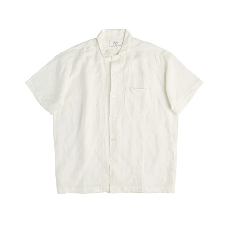 Olderbrother Geri Shirt - White