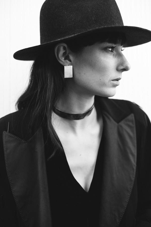 Tarin Thomas andie earrings