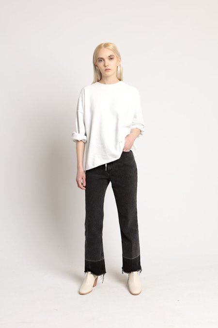 Rachel Comey Dirty White Fond Sweatshirt