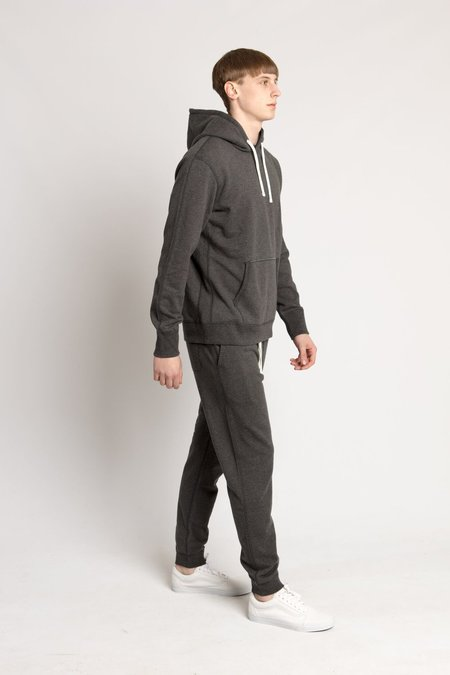 Reigning Champ Charcoal Mid Weight Terry Sweatpants