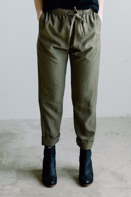 Hackwith Design House Drawstring Pant