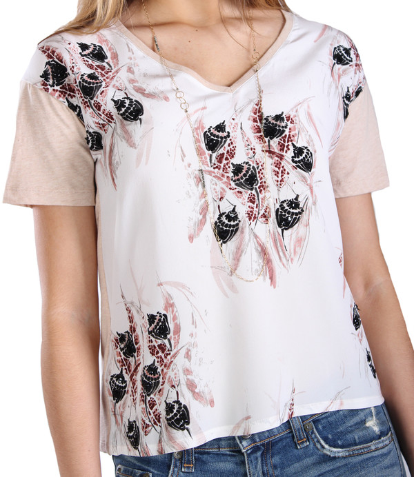 Hoss Intropia Shells T-shirt