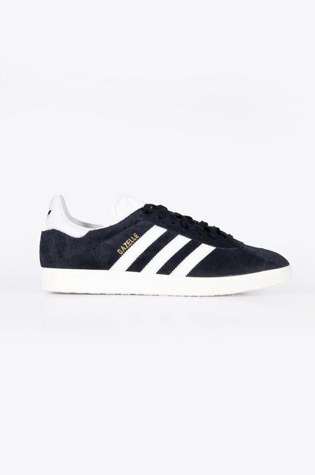Adidas Gazelle Vintage Suede Core Black